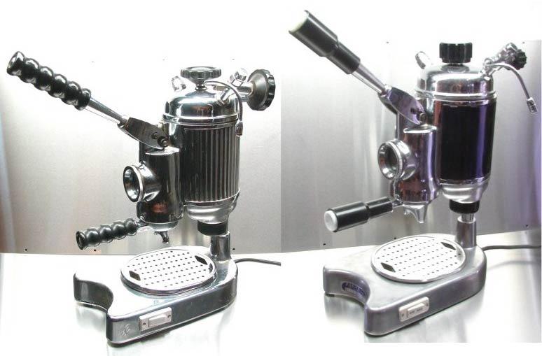 Homemade handpresso espresso maker