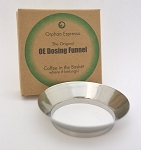 OE Stainless Steel 53.5mm Dosing Funnel