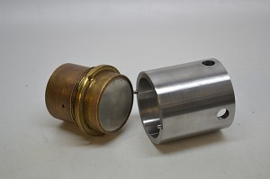 Steel Flange Socket Wrench for Brass Sleeve