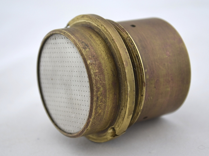 Vintage Brass Sleeve Machine Parts