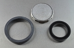 Mini Gaggia Espresso Machine Piston Seal / Screen / PF Gasket Kit
