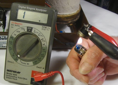 Resetting the Thermostatic Safety Switch on an Olympia Cremina