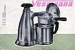 Vesuviana Espresso Maker Parts